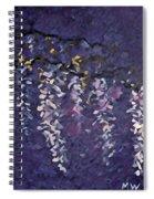 Wisteria Digital 1 Spiral Notebook