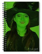 Witch Craft Spiral Notebook