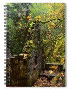 Witches Castle Spiral Notebook