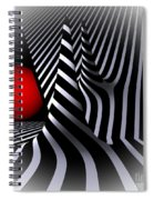 Witchhat Opart Spiral Notebook