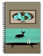 Witco World Spiral Notebook