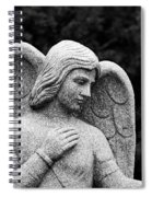 With All My Heart Spiral Notebook