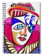 With Deep Thoughts And Tears - II Spiral Notebook