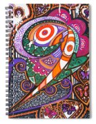 With Deep Thoughts And Tears - Vi Spiral Notebook