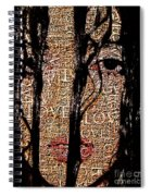 With Love.. Spiral Notebook