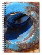 With Old Ship Spiral Notebook