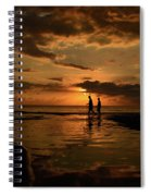 With You Spiral Notebook