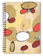 Within My Cells Spiral Notebook