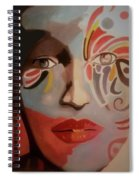 Within The Outside Spiral Notebook