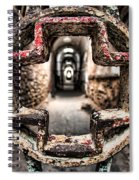 Without Salvation Spiral Notebook