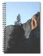 Without The Fall Spiral Notebook