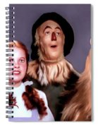 Wizard Of Oz Spiral Notebook