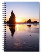 Wizard Reflections Spiral Notebook
