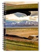 Wndow View Spiral Notebook