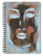 Woddwoman Spiral Notebook