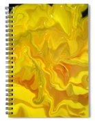 Wohlfahrtia And Begonia Spiral Notebook