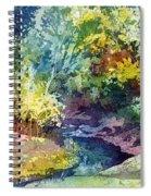Wolf Pen Creek Spiral Notebook