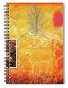 Woman And Life Spiral Notebook