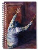 Woman Of Praise Spiral Notebook