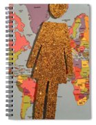Woman Of The World Spiral Notebook