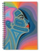 Woman Spiral Notebook