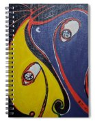 Woman21 Spiral Notebook