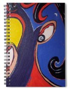 Woman30 Spiral Notebook
