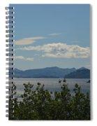 Women's Bay Spiral Notebook
