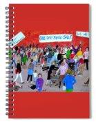 Women's Club Spiral Notebook