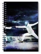 Women's Foil Spiral Notebook