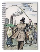 Womens Rights, 1915 Spiral Notebook