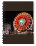 Wonder Wheel Spiral Notebook