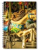 Wonderful Horse Ride Spiral Notebook