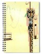 Wonderful Paint Job Spiral Notebook