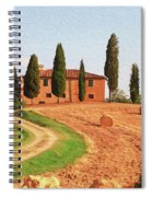 Wonderful Tuscany, Italy - 02 Spiral Notebook