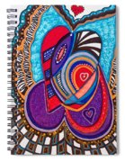 Wondering What's Next - II Spiral Notebook