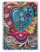 Wondering What's Next - Iv Spiral Notebook