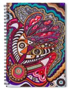 Wondering What's Next - Vii Spiral Notebook