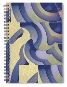 Wonderment Version 2 Spiral Notebook