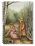 Wont They Be Pleased With These Beauties Spiral Notebook