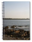 Wood Island Lighthouse 1 Spiral Notebook