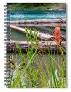 Wood River 07 Spiral Notebook