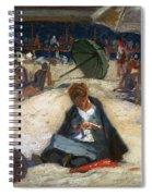 Woodbury: Ogunquit, C1912 Spiral Notebook