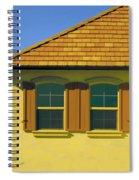 Woodbury Windows No 2 Spiral Notebook