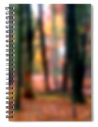 Wooded Wonderland Spiral Notebook