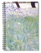 Woodford Park In Woodley Spiral Notebook