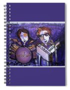Woodhands At Monolith Spiral Notebook
