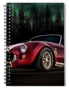 Woodland Cobra Spiral Notebook