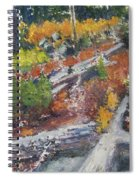 Woodland Spiral Notebook
