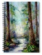 Woodland Creek 1.0 Spiral Notebook